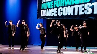 DANCE 4U | PROFI | MFDC 2015 [Official HD]