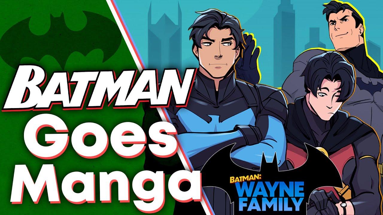 Can Batman: Wayne Family Adventures Save Comics?