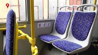 Тест нового троллейбуса