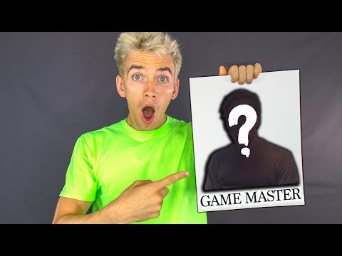 THE GAME MASTER IS MATT ZAMOLO!! (Lie Detector Test, Top Secret Spy Hacker Evidence)