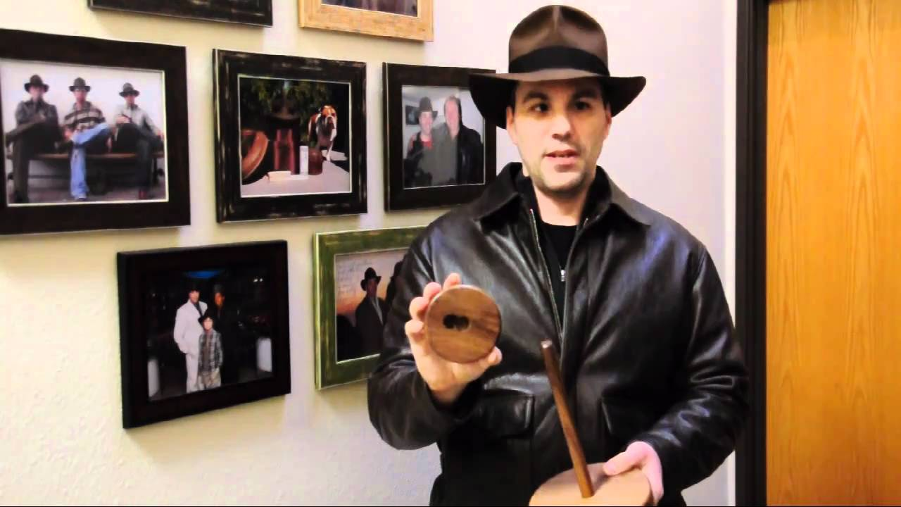 297d3289cd3d1 Hat Stand   Mount by The Penman Hat Company - YouTube