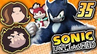 Sonic Unleashed: Dan's Look-alike - PART 35 - Game Grumps
