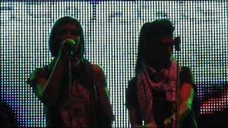 Marsheaux - Computer Love (live in Athens - A.D.W. - 18/10/2008)