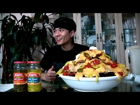 The Ultimate Nacho Platter (8,000+ Calories)