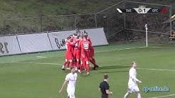 SV Elversberg - Kickers Offenbach: Höhepunkte und Stimmen zum Spiel