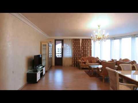 Аренда 3-х комнатной  квартиры в центре Еревана