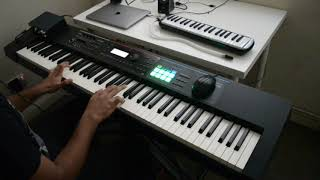 Ninaithu Ninaithu Parthen - Piano Jam | Yuvan Shankar Raja | MD Soul Club