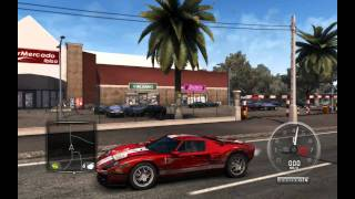 HD - Test Drive Unlimited 2 Closed Beta gameplay