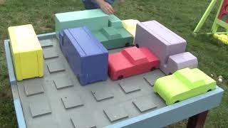Kohls New Lawn Games Video
