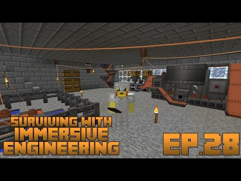 Surviving With Immersive Engineering :: Ep.28 - World Tour And Series Wrap-Up!