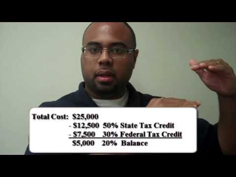 Solar Power Review - Learn How Solar Tax Credits Works in this Solar Power Review