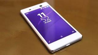 Sony Xperia M5 - recenzja, Mobzilla odc. 267