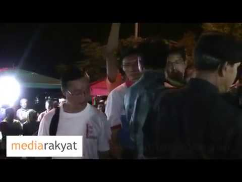 Anwar Ibrahim: Opposition Function In Port Klang Stopped By Police
