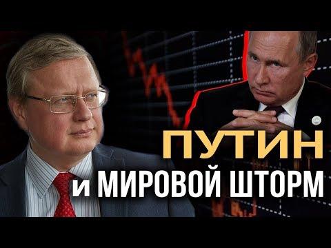 Сроки поджимают. Что узнал Путин. М. Делягин. И. Шишкин