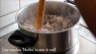 How to make Ragi Mudde Ragi Sangati or Ragi Kali