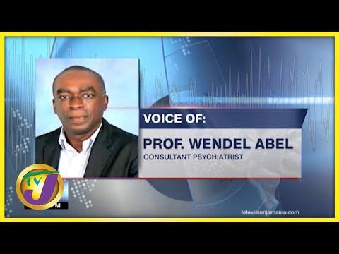 Mental Health of Frontline Workers   TVJ News - Oct 3 2021