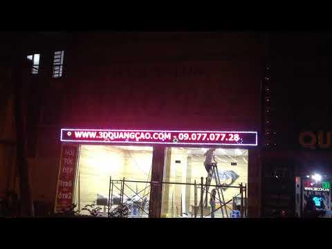 3DQUANGCAO.com bảng hiệu hộp đèn chữ nổi mica đèn led 0911155560   thiết kế   thi công quảng cáo