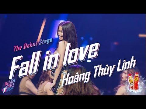 Fall In Love ( Yêu ) | Hoàng Thùy Linh