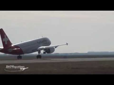BKPRspotters - 15minutes of planespotting at Pristina Intl Airport