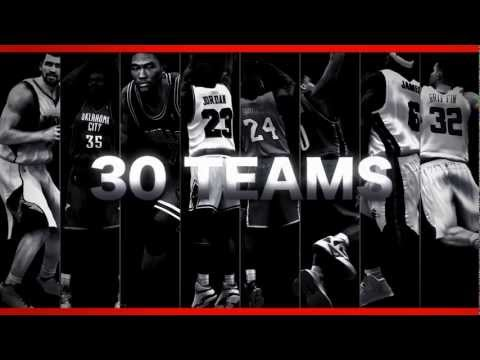 NBA 2K13 - Official Trailer