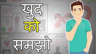 Khud Ko Samjho - Motivational Video in Hindi - Insight Animated Book Summary