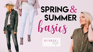 10 Stylish & Affordable Spring & Summer Basics From Jcpenney