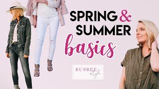 10 Stylish \u0026 AFFORDABLE Spring \u0026 Summer Basics From JCPenney