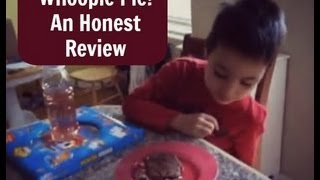 Whoopie Pie: 5 Year Old's Honest Review
