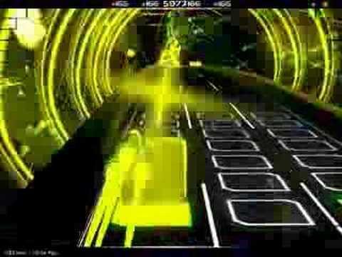 -123 minut - I'm In You - Audiosurf gameplay