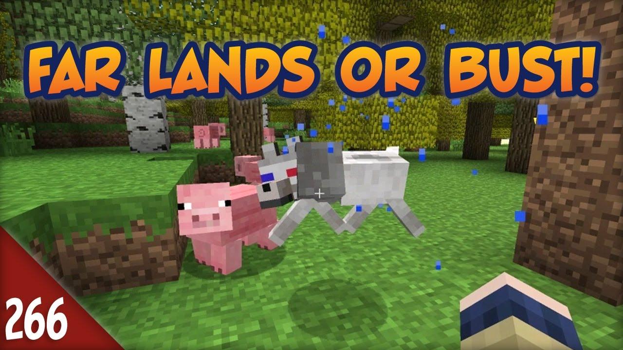Minecraft Far Lands Or Bust 266 Blackout Kurtains