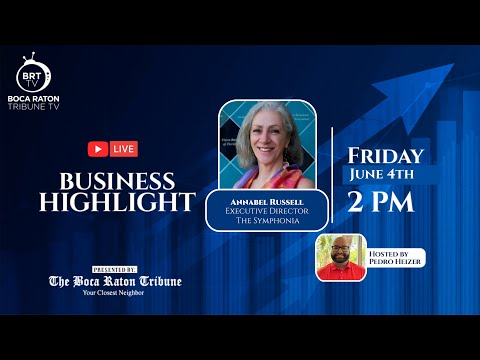 Business Highlight with Annabel Russell, Jun 4th