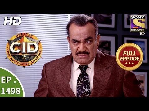CID - Ep 1498 - Full Episode - 18th February, 2018
