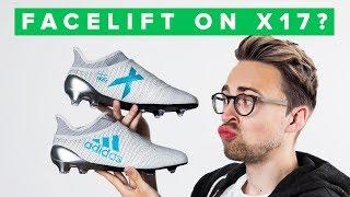 Unisport | adidas X17+ PURESPEED Tech Talk – Big update or just a face lift?