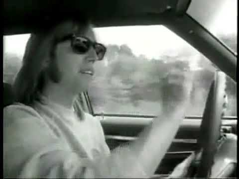 April 1985 - Tom Petty Driving Around Gainesville Florida, 80s