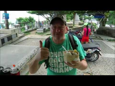 PATTAYA MALE - Geoff Carter on Koh Samui island Part 1 - Fabulous TV Pattaya