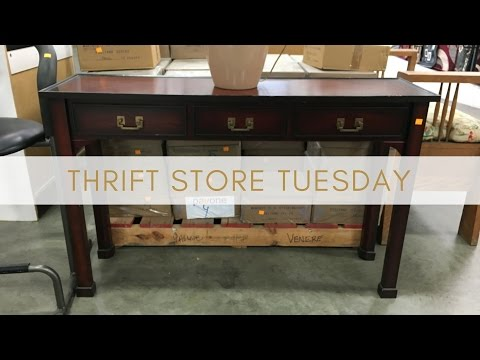 Thrift Store Tues. Ep. 5 - Antique Asian thrift store finds