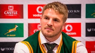 Jaco Kriel told journalists his debut for the Springboks was probably the best 20 minutes of his life after he came off the bench to help the team clinch the series decider against Ireland in Port Elizabeth on 25 June 2016.  Click here to subscribe to Eyewitness News: http://bit.ly/EWNSubscribe  Like and follow us on: http://bit.ly/EWNFacebook AND https://twitter.com/ewnupdates  Keep up to date with all your local and international news: https://ewn.co.za  Produced by: Aletta Harrison