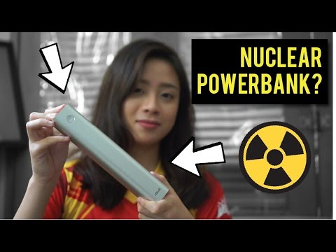 Asus ZenPower Atom Review - Nuclear Battery on the Go!?