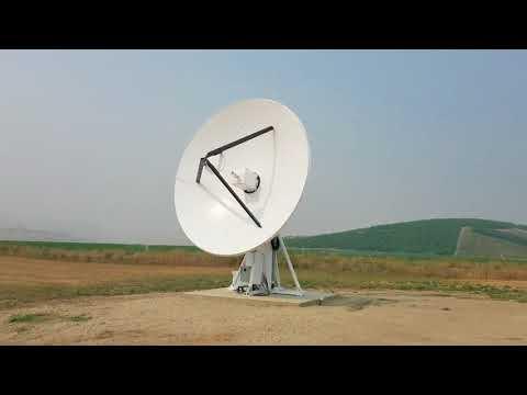 Comtech X/Y Antenna