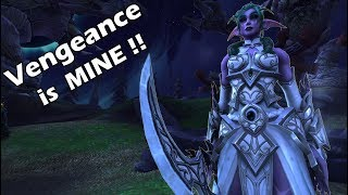 ALLIANCE War Campaign 8.1: Tyrande and Malfurion Seek VENGEANCE!!