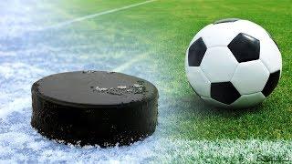 Прогноз на Хоккей VS Прогноз на Футбол ⭐️ 5 причин ставить на 🏒хоккей или на ⚽️ футбол