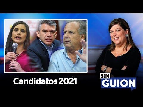 Candidatos 2021 - SIN GUION con Rosa María Palacios
