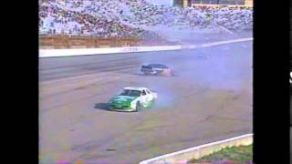 1996 ARCA Atlanta Crash Compilation