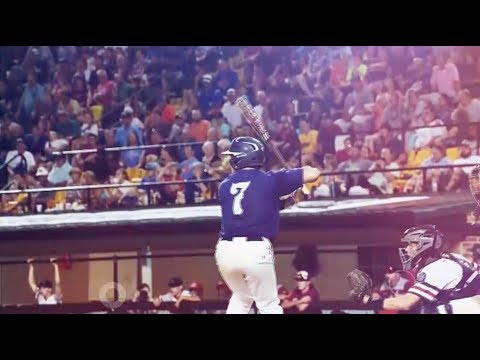 American Legion Baseball 2018 Highlights.