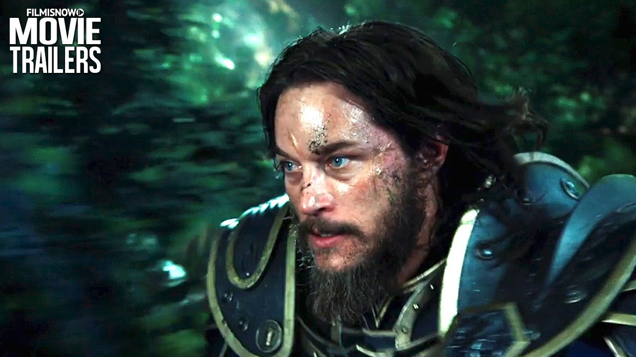 Warcraft Lothar Character Profile Featurette 2016 Youtube