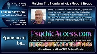Raising the Kundalini with Robert Bruce