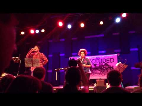 The Uncluded, Organs @ World Cafe 5/29/13