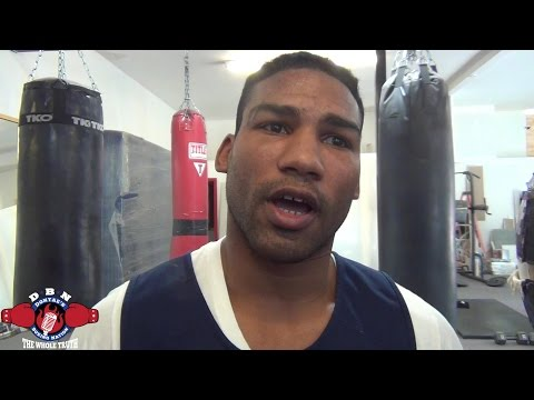GAMBOA ON TURNING DOWN RECENT MIKEY GARCIA FIGHT, FRANCISCO VARGAS TURNING DOWN  GAMBOA FIGHT & LOMA