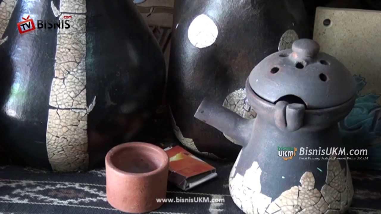 Ide Bisnis Kreatif Dari Limbah Cangkang Telur - YouTube