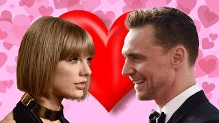 Taylor Swift Already Writing Songs About Tom Hiddleston
